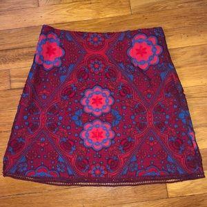 Sandro Skirts - Sandro red lace skirt